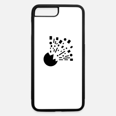 Risk of Explosion funny tshirt - iPhone 7 & 8 Plus Case