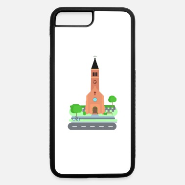 Church church - iPhone 7 Plus/8 Plus Rubber Case