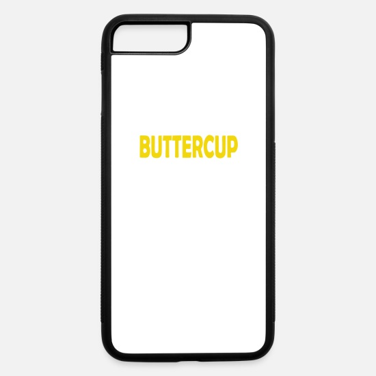 Movie iPhone Cases - Suck It Up Buttercup - iPhone 7 & 8 Plus Case white/black