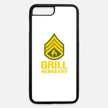 Military Insignia Grill Sergeant Military - iPhone 7 & 8 Plus Case