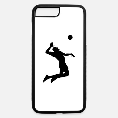 Beach Volleyball Beach Volleyball Player Sports - iPhone 7 Plus/8 Plus Rubber Case