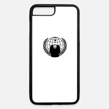 Acta ANONYMOUS GROUP Occupy Hacktivist PIPA SOPA ACTA - iPhone 7 & 8 Plus Case