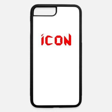 Icon The Icon - iPhone 7 Plus/8 Plus Rubber Case