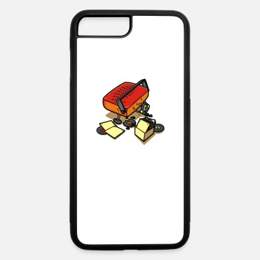 Record Champion Record Eater - iPhone 7 & 8 Plus Case