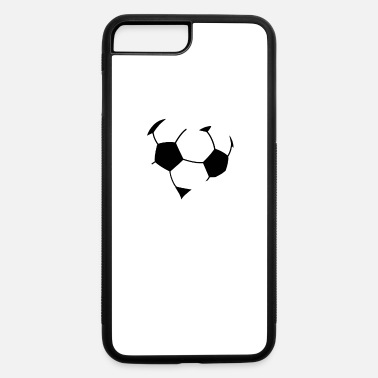A Heart For A Heart for Soccer - iPhone 7 & 8 Plus Case