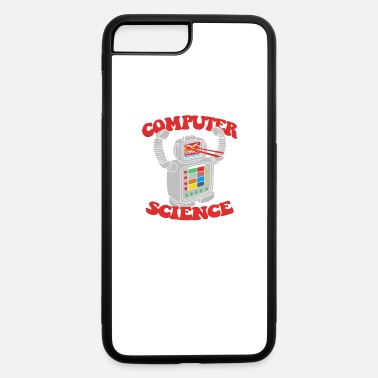 Science Computer Science - iPhone 7 & 8 Plus Case