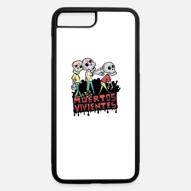 Undead Day of the Undead - iPhone 7 Plus/8 Plus Rubber Case