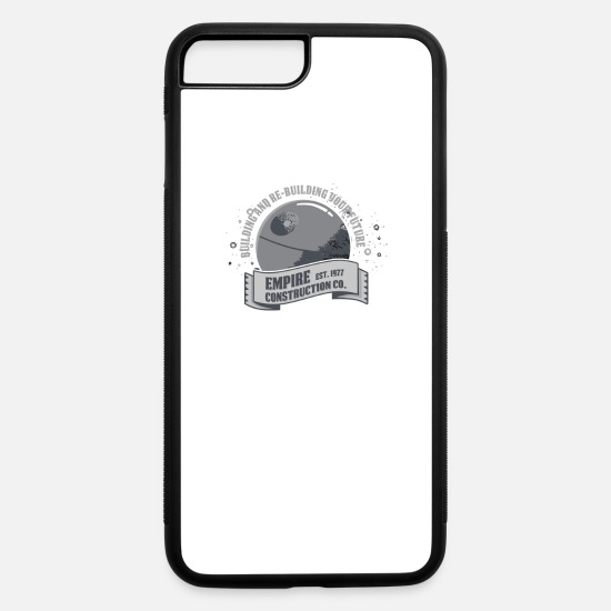 Game iPhone Cases - Building an Empire - iPhone 7 & 8 Plus Case white/black