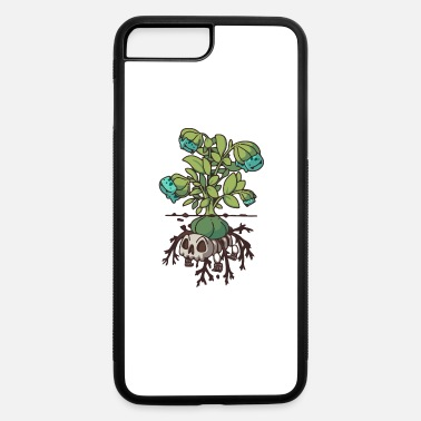 Plant Grounds Bulba Plant - iPhone 7 Plus/8 Plus Rubber Case