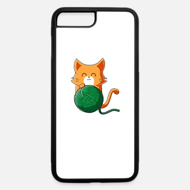 Cat Celtic Knot Wool - iPhone 7 & 8 Plus Case