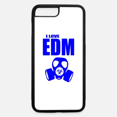 i love edm - iPhone 7 & 8 Plus Case