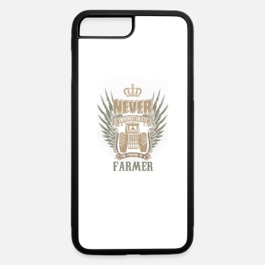 Farmer Farmer farmers union farmer no farmers no food - iPhone 7 & 8 Plus Case