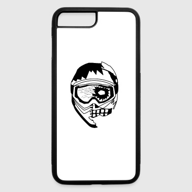 MTB Zombie - iPhone 7 Plus/8 Plus Rubber Case