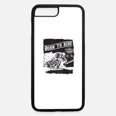 Motocycle Motocycle legend is still here - iPhone 7 & 8 Plus Case