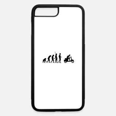 Scooter Evolution Vespa Scooter - iPhone 7 & 8 Plus Case