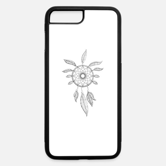 Symbol  iPhone Cases - Dreamcatcher - iPhone 7 & 8 Plus Case white/black