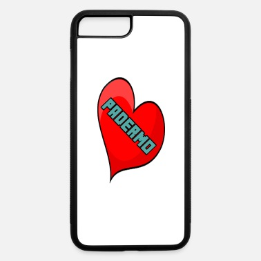 Corazon corazon padermo - iPhone 7 Plus/8 Plus Rubber Case