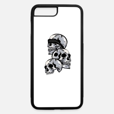 Evil See No Evil, Hear No Evil, Speak No Evil - iPhone 7 & 8 Plus Case
