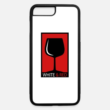 wine glass - iPhone 7 & 8 Plus Case