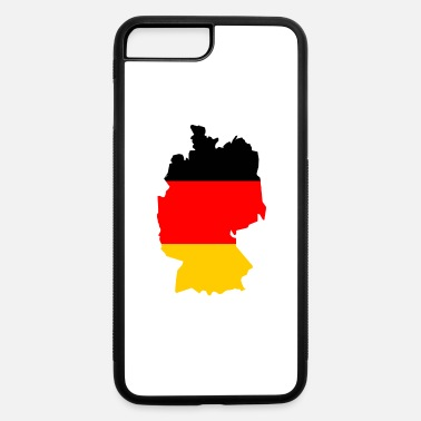 Germany germany - iPhone 7 Plus/8 Plus Rubber Case