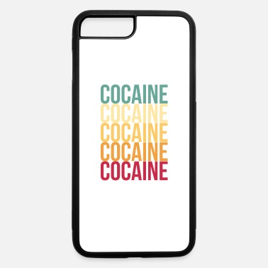 Cocaine COCAINE - iPhone 7 Plus/8 Plus Rubber Case