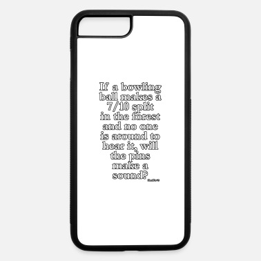 Split Up 7/10 Schrodinger Split (A HEADPIN ORIGINAL) - iPhone 7 & 8 Plus Case