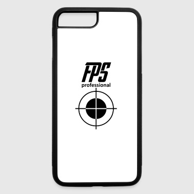 Fps fps blak - iPhone 7 Plus/8 Plus Rubber Case