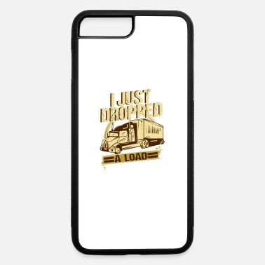 Cowboy I Just Dropped A Load Gift - iPhone 7 Plus/8 Plus Rubber Case