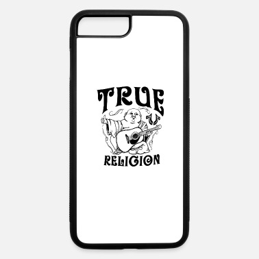 Religion TRUE RELIGION UPFRONT BUDDHA WHITE - iPhone 7 & 8 Plus Case