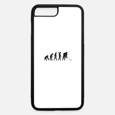 Funny Hockey Hockey Evolution Funny Hockey Shirt - iPhone 7 & 8 Plus Case