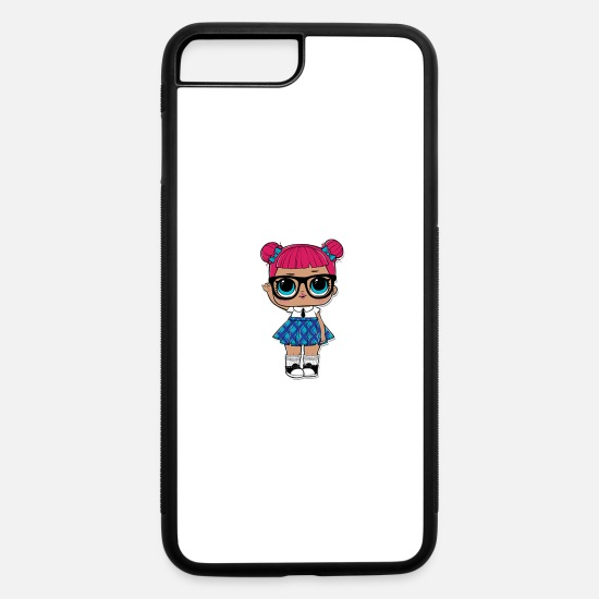 Lol iPhone Cases - lol doll - iPhone 7 & 8 Plus Case white/black