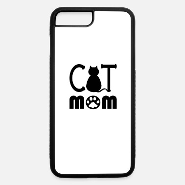 Domestic Cat Mom Domestic - iPhone 7 & 8 Plus Case