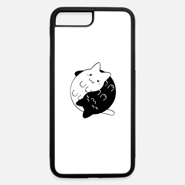 Yin Yang Cats Kittens - iPhone 7 & 8 Plus Case
