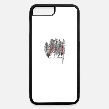 Native American Native Pride Feathers American - iPhone 7 & 8 Plus Case