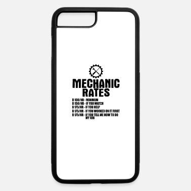 Minimum Mechanic Rates $100/hr -Minimum $100/hr -Minimum $ - iPhone 7 & 8 Plus Case