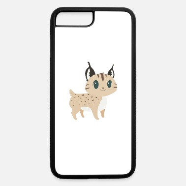 Lynx Art Cute Lynx - iPhone 7 & 8 Plus Case