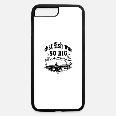 Fisherman Fisherman - iPhone 7 Plus/8 Plus Rubber Case