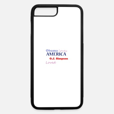 Obama obama - iPhone 7 & 8 Plus Case
