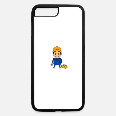 Workman mechanic craftsman artisan manual workman repairma - iPhone 7 & 8 Plus Case