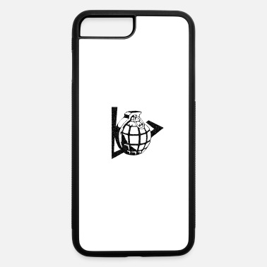 Granada_black_brasil - iPhone 7 & 8 Plus Case