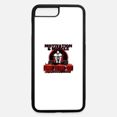 Dent Motivation and Muscle Dominate Obliterate and Dent - iPhone 7 & 8 Plus Case