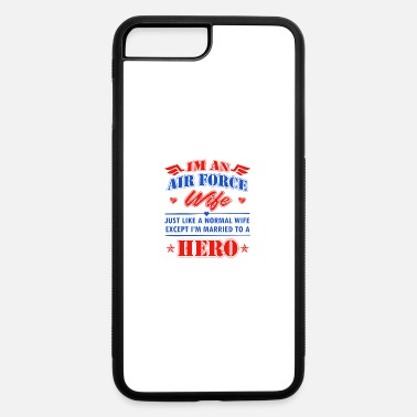 Airforce Airforce Wife - iPhone 7 & 8 Plus Case