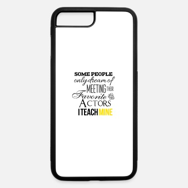 Actor Actors - iPhone 7 Plus/8 Plus Rubber Case