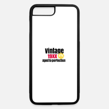 Vintage Vintage - iPhone 7 Plus/8 Plus Rubber Case