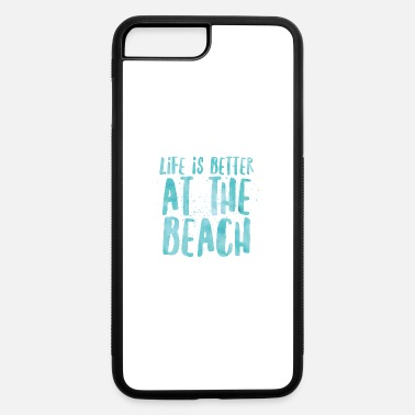 At The Beach - iPhone 7 & 8 Plus Case