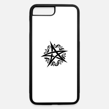 Big Stars Pentagram symbol. Big star. - iPhone 7 & 8 Plus Case