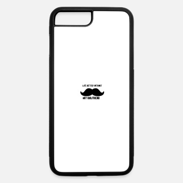 Girlfriend No GirlFriend - iPhone 7 Plus/8 Plus Rubber Case