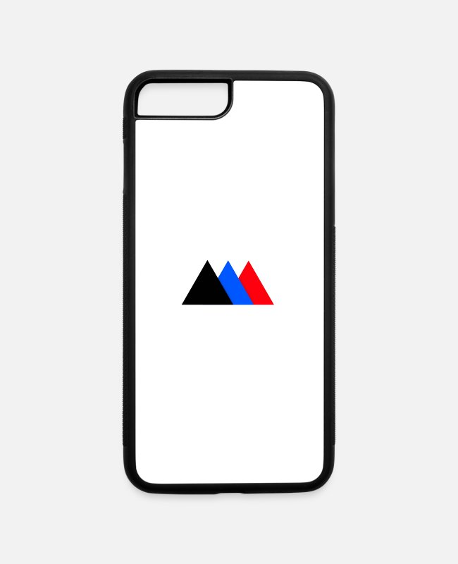 Perspective iPhone Cases - A New Perspective - iPhone 7 & 8 Plus Case white/black