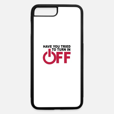 Off OFF - iPhone 7 Plus/8 Plus Rubber Case