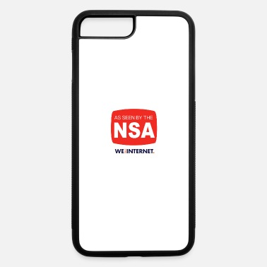 Nsa As Seen by the NSA - iPhone 7 & 8 Plus Case